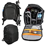 Professional Multi Functional Waterproof Anti-shock SLR / DSLR Camera Storage Bag, Backpack for Fujifilm S8650 & S9900W & T400