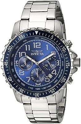 Invicta 6621 - Reloj para hombre color azul / plateado