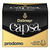 Dallmayr Capsa Prodomo, Nespresso Kapsel, Kaffeekapsel, Arabica Röstkaffee, Kaffee, 50 Kapseln