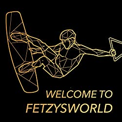 Welcome to Fetzysworld (feat. Fetzy) (Wakeboard Boat Semi-Instrumental)