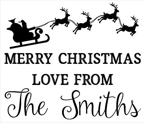 portaocchiali-con-timbri-in-gomma-merry-christmas-santa-slitta