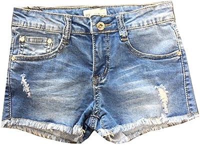 Fashion - Pantalón corto - para niña