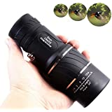 F.Dorla Day & Night Vision 16x52 HD Optical Monocular Hunting Camping Hiking Telescope