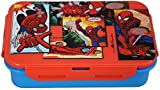 Marvel Spider Man Lunch Box with Contain...