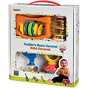 Halilit Baby S First Birthday Band Musical Instrument Gift