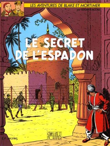 """<a href=""""/node/67763"""">BLAKE ET MORTIMER - LE SECRET DE L'ESPADON</a>"""
