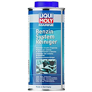 Liqui Moly P003648 Benzin-System-Reiniger Marine, 500 ml