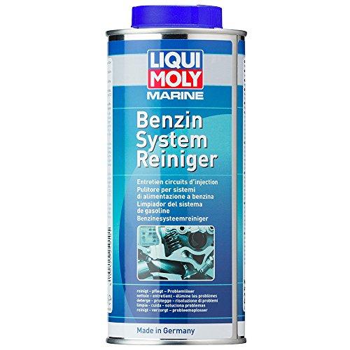 LIQUI MOLY 25010 Benzin-System-Reiniger Marine, 500 ml