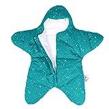 Baby Winter-Einschlagdecke für Babyschale