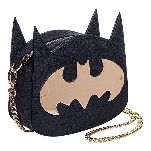 Batman Logo Borsetta nero