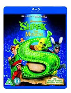 Shrek The Musical Blu Ray Amazon Co Uk Jason Moore