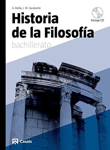 Historia de la filosofía bachillerato (2009)