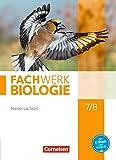 Fachwerk Biologie - Niedersachsen: 7./8. Schuljahr - Sch?lerbuch