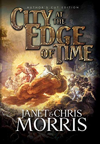 City at the Edge of Time (Sacred Band Series)
