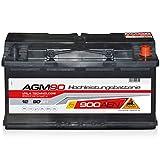 Panther AGM 90 - 12 V / 90 Ah - 900 A/EN - AGM90 Autobatterie