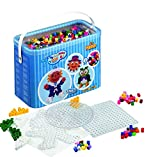 Hama Maxi Beads and Pegboards in Bucket