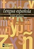 Lengua española. curso de acceso