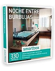 SMARTBOX - Caja Regalo - NOCHE ENTRE BURBUJAS - 330 hoteles con hidromasaje en la habitación o acceso spa