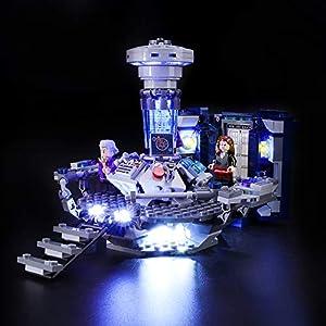 BRIKSMAX Kit di Illuminazione a LED per Lego Ideas Doctor Who, Compatibile con Il Modello Lego 21304 Mattoncini da… 0716852280254 LEGO