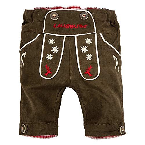 BONDI Knickerbocker, brown 86 Tracht Baby Jungs Artikel-Nr.91136