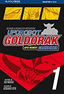 Goldorak : Ufo robo Grendizer Edition simple Tome 1