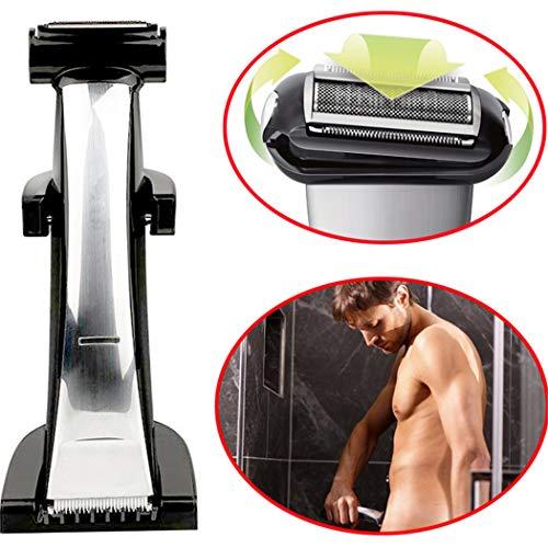 100-240V Grooming Kit Body Trimmer Haar Clipper Für Männer & Frauen Trimer Bart Moustache Gesicht Elektrischen Turboaufladung Cutter Rasierer Rasierer