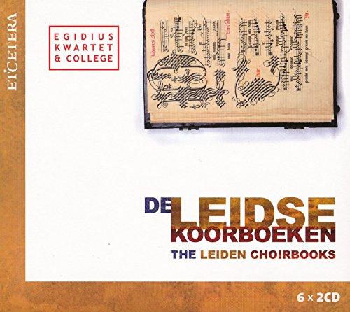 Box das Chorbuch aus Leiden Vol.1-VI