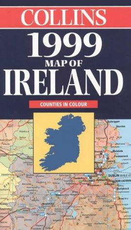 Map of Ireland 1999