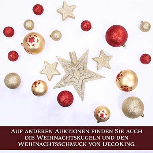 AmeliaHome Künstlicher Weihnachtsbaum Tannenbaum Christbaum Kiefer Weihnachtsdeko