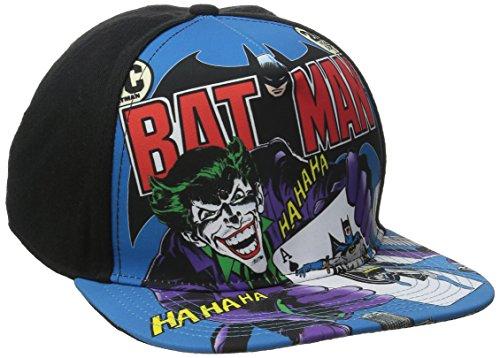 Warner Bros. Men's Joker's Five Way Revenge Adjustable Baseball Cap