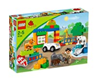 LEGO DUPLO 6136: My First Zoo