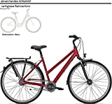 Kalkhoff Jubilee 8R City Bike 2016 (cherryred Wave, 26