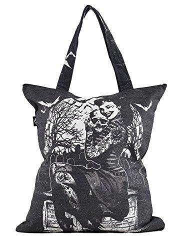 liquor-brand-tatouage-graveyard-chick-oldschool-shopping-bag-sac-rockabilly-multicolore-largeur-41-c