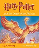 Harry Potter and the order of the phoenix part 1.