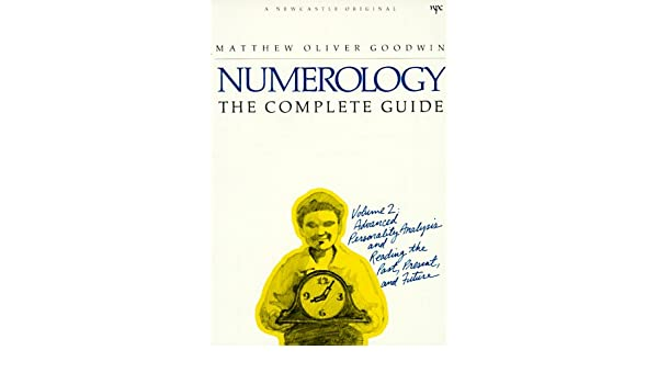 Buy Numerology: The Complete Guide Volume 2: Advanced