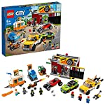 LEGO City Fire - Incendio nella Foresta con Minifigure di Clemmons, una Civetta Assonnata e Accessori per Riprodurre le…  LEGO