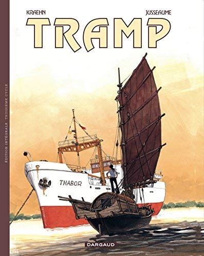 Tramp, tome 3: Cycle Asiatique de Kraehn/Jusseaume (10 novembre 2011) Album