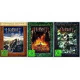 DVD Set * Der Hobbit Trilogie Teil 1+2+3 je Extended Edition *