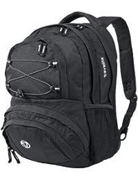 Travelite Handgepäck Rucksack für Reise, Freizeit und Sport, Gepäck Serie BASICS Daypack: Funktionaler Rucksack