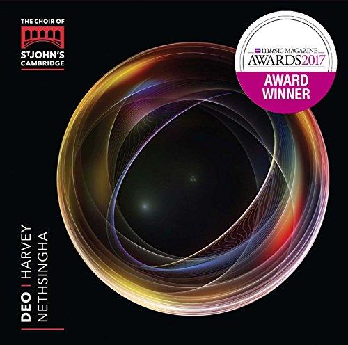 Jonathan Harvey: Deo (Winner of the BBC Music Magazine Award Choral Category, 2017) Test