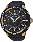 Pulsar Herren-Armbanduhr XL Sport Analog Automatik Edelstahl PU4050X1