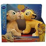Disney Lion King Exclusive Plush Figure Kissing Simba & Nala - Stofftier - Kuscheltiere - aus USA