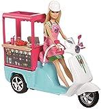 Barbie FHR08 Cooking & Baking Snack-Roller, Mehrfarbig