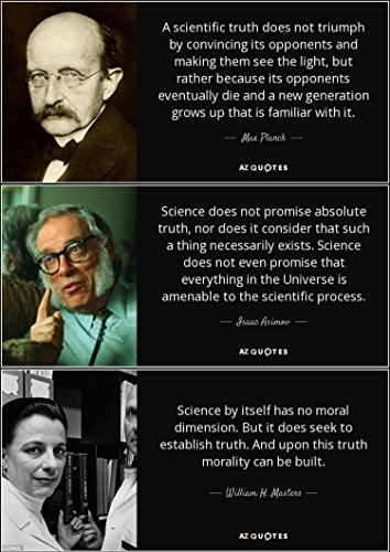 What is scientific truth? (Humanity) (English Edition)