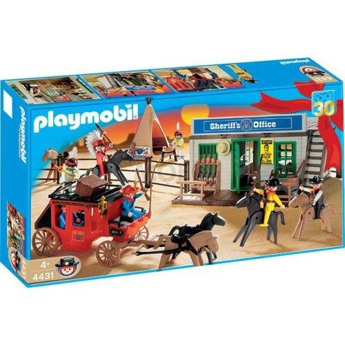 Playmobil 4431 - Set clásico del Oeste