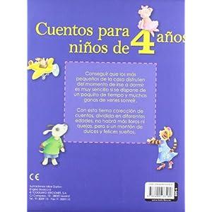 Cuentos para niños de 4 años