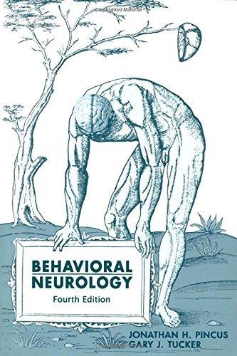 Behavioral Neurology by Jonathan H. Pincus (2002-10-03)
