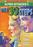 The 39 Steps [Reino Unido] [DVD]