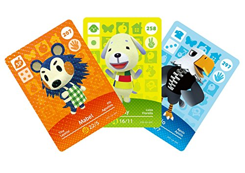 Animal Crossing amiibo cards series 3 - 3