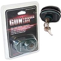 Stahl Waffe Trigger Schloss Mit 2 Schlüsseln Perfekt Für Schießen Jagen Rifle und Pistols